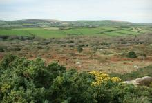 Archaeology Day up Madron Carn
