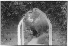 Trengwainton Arch © Barbara Santi