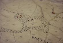 1840 Tithe map