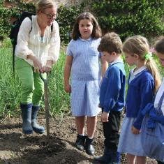 St. Maddern's School workshop, Trengwainton. © Barbara Santi