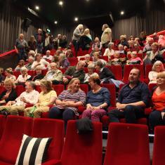 Film screening of Home of Springs, Trengwainton