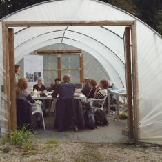 The Polytunnel, Trengwainton. Photo © Barbara Santi