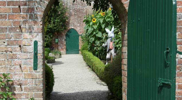 The Walled Garden, Trengwainton